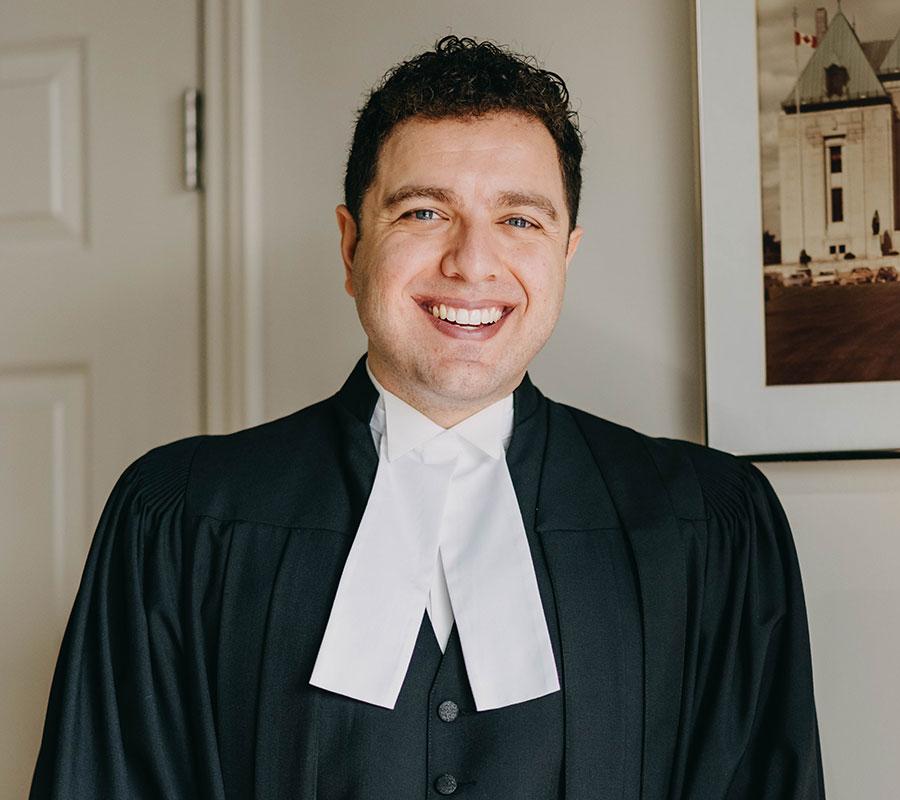 Lawyer Fabio Costante