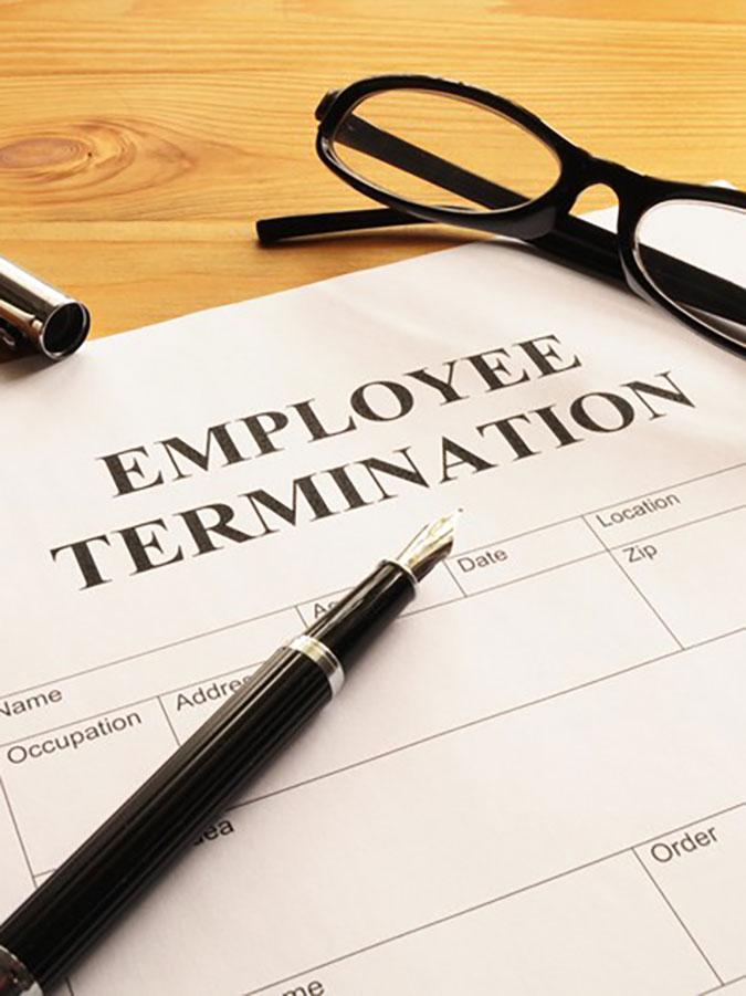 Employee Termination Contract