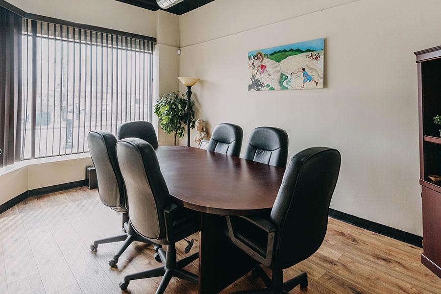 Costante Law Boardroom